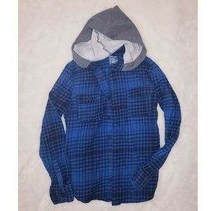Boys size Large Flannel